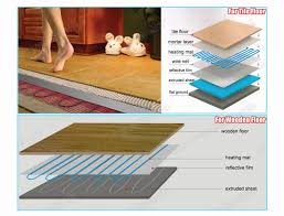 electric underfloor heating mats laminate floors carpet vidalondon