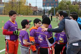 Flag Football Adults Sports The Riverdale Y