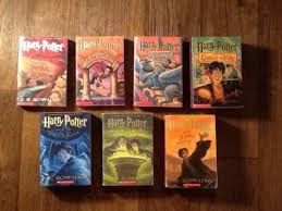 harry potter book 1