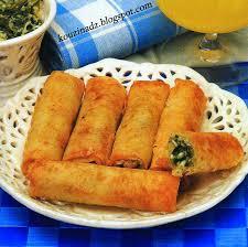 cuisine epinard la cuisine algérienne bourek aux epinards