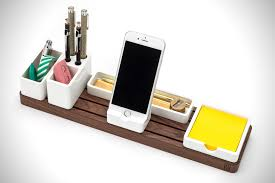 Desk Organizer Gather Modular Desk Organizer Hiconsumption Cool Stuff