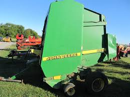 used round balers