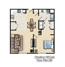 Train Floor Plan by Chestnut Hill East Floor Plans Franklin Communities