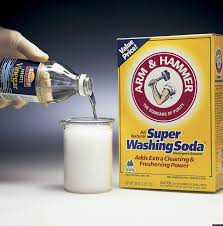 clean with baking soda how to replace nearly all household