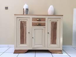 petits meubles cuisine buffet vintage deco sculpte et peint meubles et rangements par