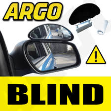 Mirrors For Blind Spots On Cars Car Van Adjustable Wide Angle View Blind Spot Mirror Ebay