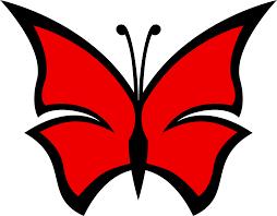 butterflies clipart free free best butterflies clipart