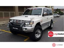 mitsubishi pajero 1997 1995 mitsubishi pajero for sale in malaysia for rm36 800 mymotor