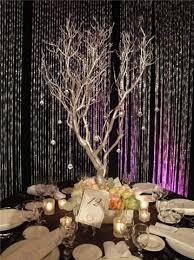 manzanita tree centerpieces bay area sacramento manzanita centerpice rentals ideas