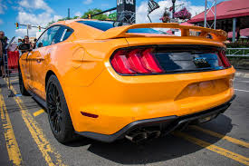 bright orange cars top 11 2018 mustang colors new mustang colors cj pony parts