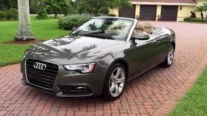 convertible for sale sold 2014 audi a5 premium plus convertible for sale by autohaus