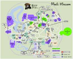 magic kingdom disney map magic kingdom map