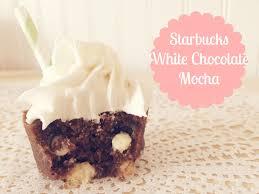 starbucks white chocolate mocha cupcake youtube