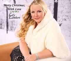 british singer songwriter lily lambert releases merry christmas