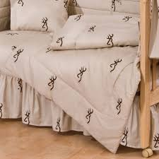 Camouflage Bedding For Cribs Browning Buckmark Camouflage Bedding Browning Buckmark Crib