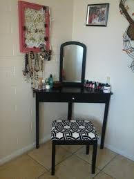 Wicker Vanity Set Innovation Ideas Corner Vanity Table Bedroom Bedroom Ideas Corner