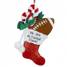 coach ornaments keepsakes personalized ornaments for you