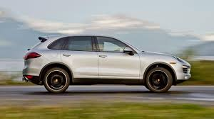 Porsche Cayenne Mpg - 2013 porsche cayenne diesel review notes this could be the