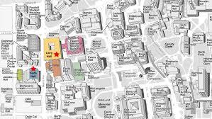 Barrows Map Visiting Eecs Eecs At Uc Berkeley