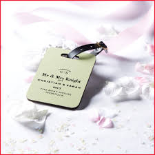 luggage tag wedding favors wedding favor luggage tags leather archives www