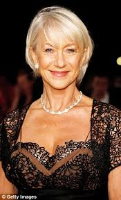 haircut for a seventy year old lady dame helen mirren s found the look that makes any woman over 60 look