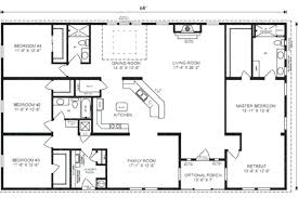 4 bedroom floor plans simple house plans 4 bedroom 4 bedroom house us us house plans 4