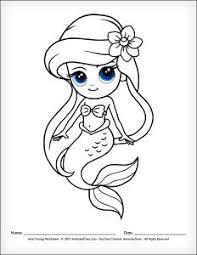 25 mermaid cartoon ideas drawings mermaids