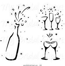 margarita glass svg champagne glass clipart 37