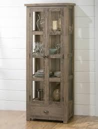 curio cabinet bathroom endearing diy corner hutch living room