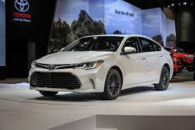 toyota msrp 2016 toyota avalon reviews and rating motor trend