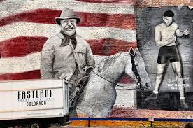 u s murals one encircle photos 6 teddy roosevelt and jack dempsey mural in denver colorado