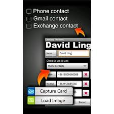 Business Card Reader For Android Top Four Android Business Card Readers