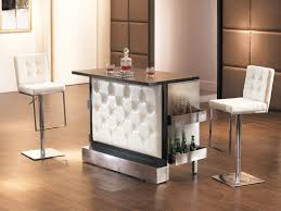 Glass Bar Table And Stools White Contemporary Bar Stools At Target White Contemporary Bar