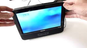 black friday portable dvd player philips twin dual screen in car portable dvd player pet9402 pd9012