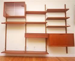 100 trendy bookshelves mid century modern 5 shelf bookcase