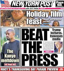 thanksgiving november 22 covers for november 22 2016 new york post