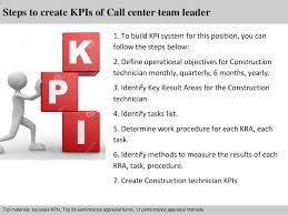 List Of Call Centers Call Center Team Leader Kpi