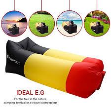transport canapé air canapé icefox étanche air lounger chaise longue gonflable avec
