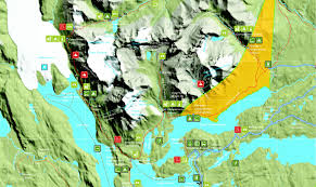 Patagonia Map Hiking The W In Torres Del Paine Patagonia As A Solo Female