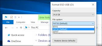 format hard drive exfat on mac what s the difference between fat32 exfat and ntfs