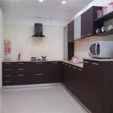 Wood Veneer For Kitchen Cabinets by American Walnut Modular Wood Veneer Kitchen Cabinets American