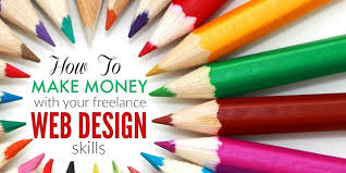 freelance web design jobs from home make money online with your