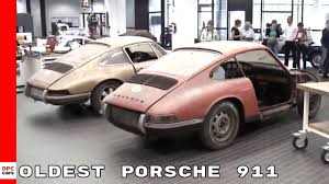 porsche 901 prototype the oldest porsche 911 ever aka 901 no 57 youtube