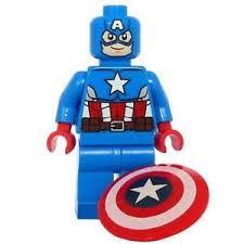 lego captain america ebay