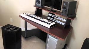 Recording Studio Desk For Sale by Desk Youtube