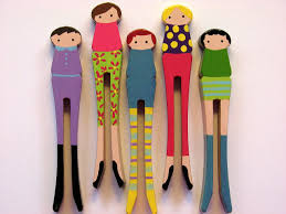 clothespin dolls by prettyfickle on etsy operation christmas
