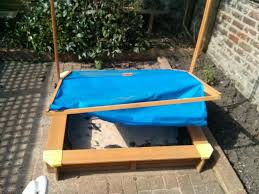 Lidl Garden Chairs Wooden Sandpit Lidl Purchase With Lifting Roof Needs New Roof