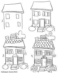houses haunted house stretched halloween clouds sky nature 25 beautiful haunted house drawing ideas on pinterest haunted