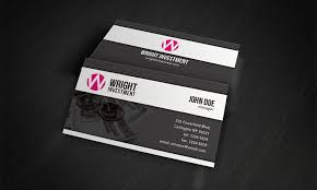 Free Business Card Designs Templates Free Business Card Templates Accounting Financial U0026 Investment