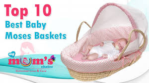 Top 10 Must Baby Items by Top 10 Best Baby Moses Baskets Baby Must Items